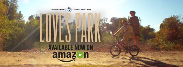 'Loves Park' Directed by Carol Rhyu Music by White Blush Available on Amazon