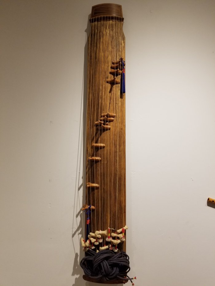 Traditional Korean musical instrument, Korean Cultural Center of Chicago